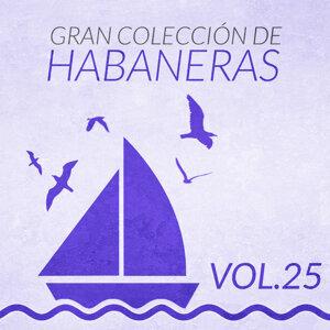 Gran Colección de Habaneras (Volumen 25)