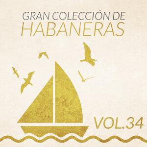 Gran Colección de Habaneras (Volumen 34)