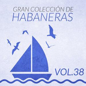 Gran Colección de Habaneras (Volumen 38)