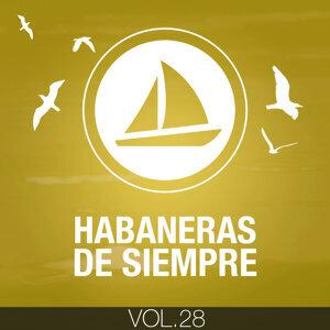 Habaneras de Siempre (Volumen 28)