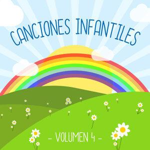 Canciones Infantiles (Volumen 4)