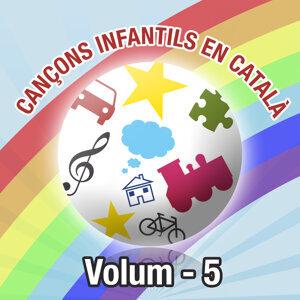Cançons Infantils en Català (Volum 5)