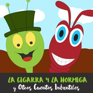 La Cigarra y la Hormiga y Otros Cuentos Infantiles