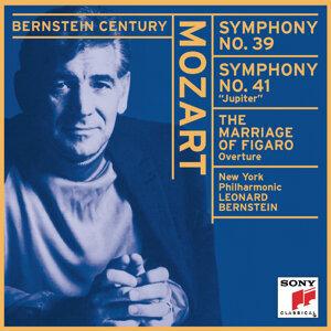 """Mozart: Overture """"Le Nozze di Figaro,""""  Symphonies No. 39 & 41"""