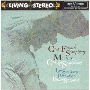 Franck: Symphony, Stravinsky: Petrouchka