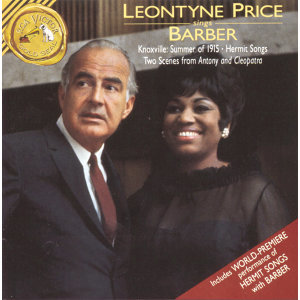 Leontyne Price Sings Barber
