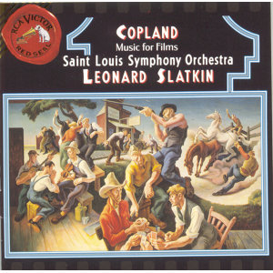 Copland: Music For Films