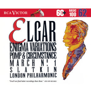 Elgar: Enigma Variations Vol.62
