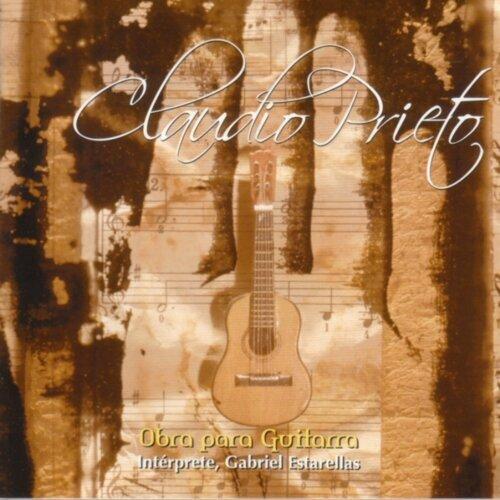 Claudio Prieto: Obra para Guitarra