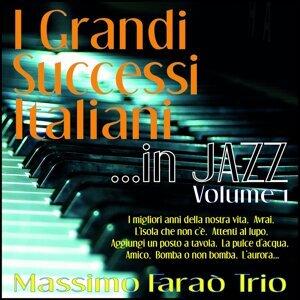 I grandi successi italiani ...in jazz - Vol. 1 - I migliori anni della nostra vita, avrai, l'isola che non c'è, attenti al lupo, aggiungi un posto a tavola, la pulce d'acqua, amico, bomba o non bomba, l'aurora...
