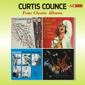 Four Classic Albums (Collaboration West / You Get More Bounce with Curtis Counce / Exploring the Future / Carl's Blues) [Remastered]