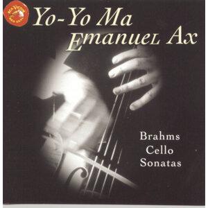 Brahms Cello Sonatas (布拉姆斯:第一、二號大提琴奏鳴曲)