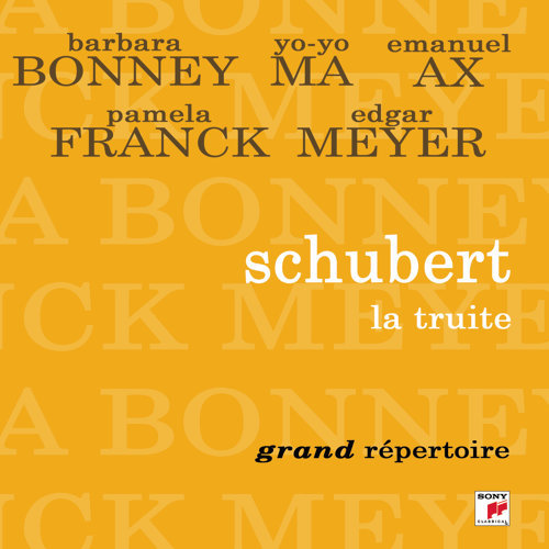 "Schubert: Piano Quintet in A Major ""Trout"", Arpeggione Sonata in A Minor & Die Forelle (舒伯特: 鱒魚鋼琴五重奏/ 阿貝鳩奈奏鳴曲)"
