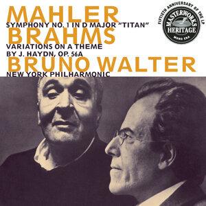 Mahler : Symphonie n° 1 - Walter