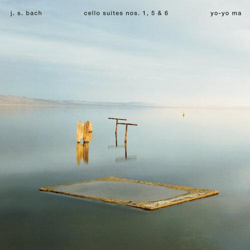 Cello Suiten No. 1,5 & 6 (巴哈:第一、五&六號大提琴無伴奏組曲)