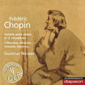 """Chopin: Sonate pour piano No. 2 """"Funèbre"""", 7 Mazurkas, Berceuse, Fantaisie, Nocturne... (Les indispensables de Diapason)"""