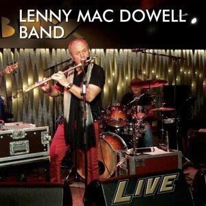 Lenny Mac Dowell Band - Live