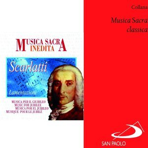 Collana Musica sacra classica: Lamentazioni