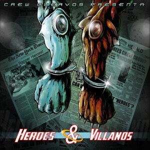 Heroes & Villanos