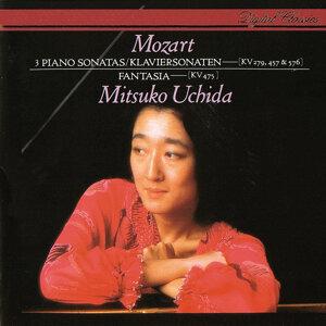 Mozart: Piano Sonatas Nos. 1, 14 & 18; Fantasia In C Minor