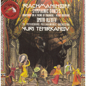 Rachmaninoff Symphonic Dances