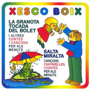 La Granota Tocada del Bolet / Salta Miralta