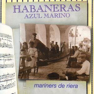 Habaneras Azul Marino