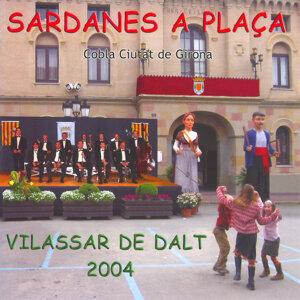 Sardanes a Plaça. Vilassar de Dalt 2004