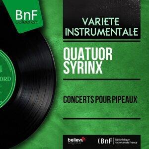 Concerts pour pipeaux - Mono Version