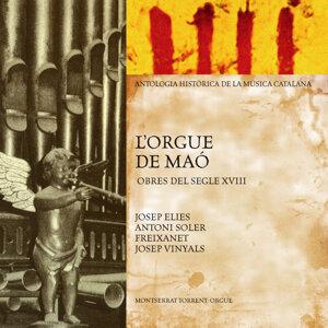 L'orgue de Maó (Obres del Segle XVIII) [Antologia Històrica de la Música Catalana]