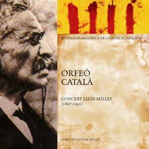 Concert Lluís Millet (Antologia Històrica de la Música Catalana)