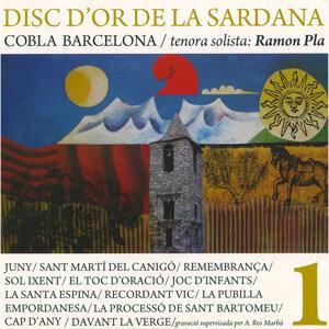 Disc D'Or de la Sardana, Vol. 1