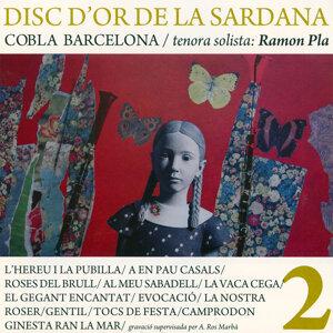 Disc D'or de la Sardana, Vol. 2