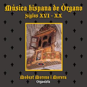 Música Hispana de Órgano S.XVI-XX