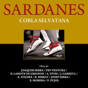 Sardanes de Joaquim Serra, Pep Ventura, Juli Garreta, Eduard Toldrà...