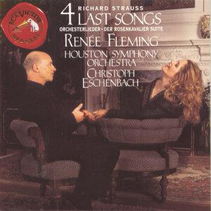 Richard Strauss: 4 Last Songs; Orchesterlieder; Der Rosenkavalier Suite