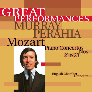 Mozart:  Concertos for Piano Nos. 21 & 23