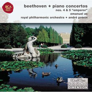 Beethoven, Piano Concertos Nos. 4 & 5