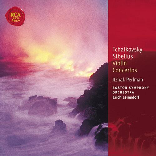 Tchaikovsky & Sibelius Violin Concertos: Classic Library Series