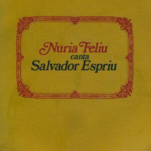 Núria Feliu Canta Salvador Espriu