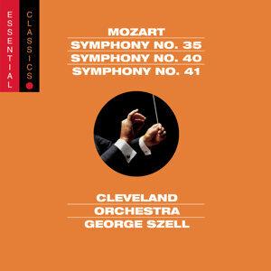 Mozart: Symphonies Nos. 35, 40 & 41