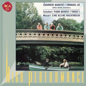 """Schubert: Piano Quintet (""""Trout""""); Mozart: Eine kleine Nachtmusik"""