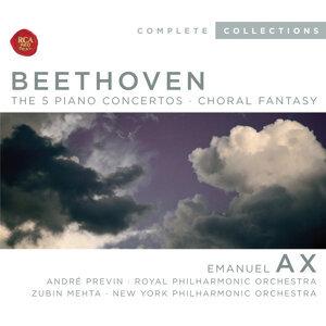Beethoven, Piano Concertos 1-5; Choral Fantasia