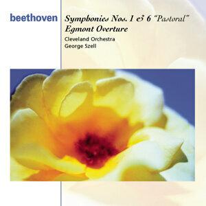 "Beethoven: Symphony No. 1; Symphony No. 6 ""PastoralE""; Egmont Overture"