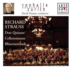 Richard Strauss: Don Quixote; Romanze; Serenade, Op. 7