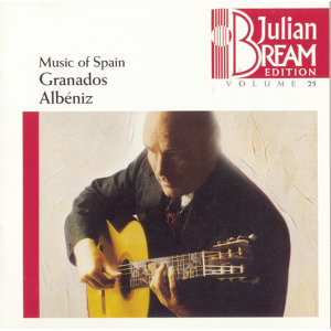 Volume 25 - Music of Spain-Granados, Albéniz