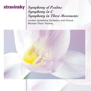 Symphony Of Psalms; Symphony In C; Symphony In Three Movements