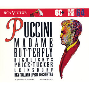 Puccini: Madame Butterfly Vol.64