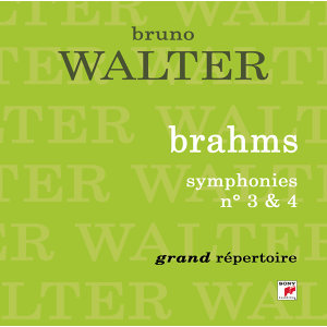 Brahms : Symphonies n° 3 et 4