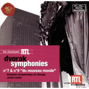 "Dvorak: Symphonie No. 9 ""Du Nouveau Monde""+ Symphonie No. 7"